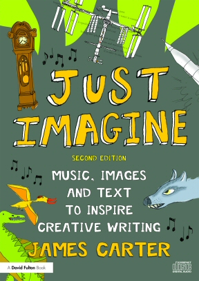 Just Imagine book cover
