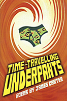 Time-Travelling Underpants book cover